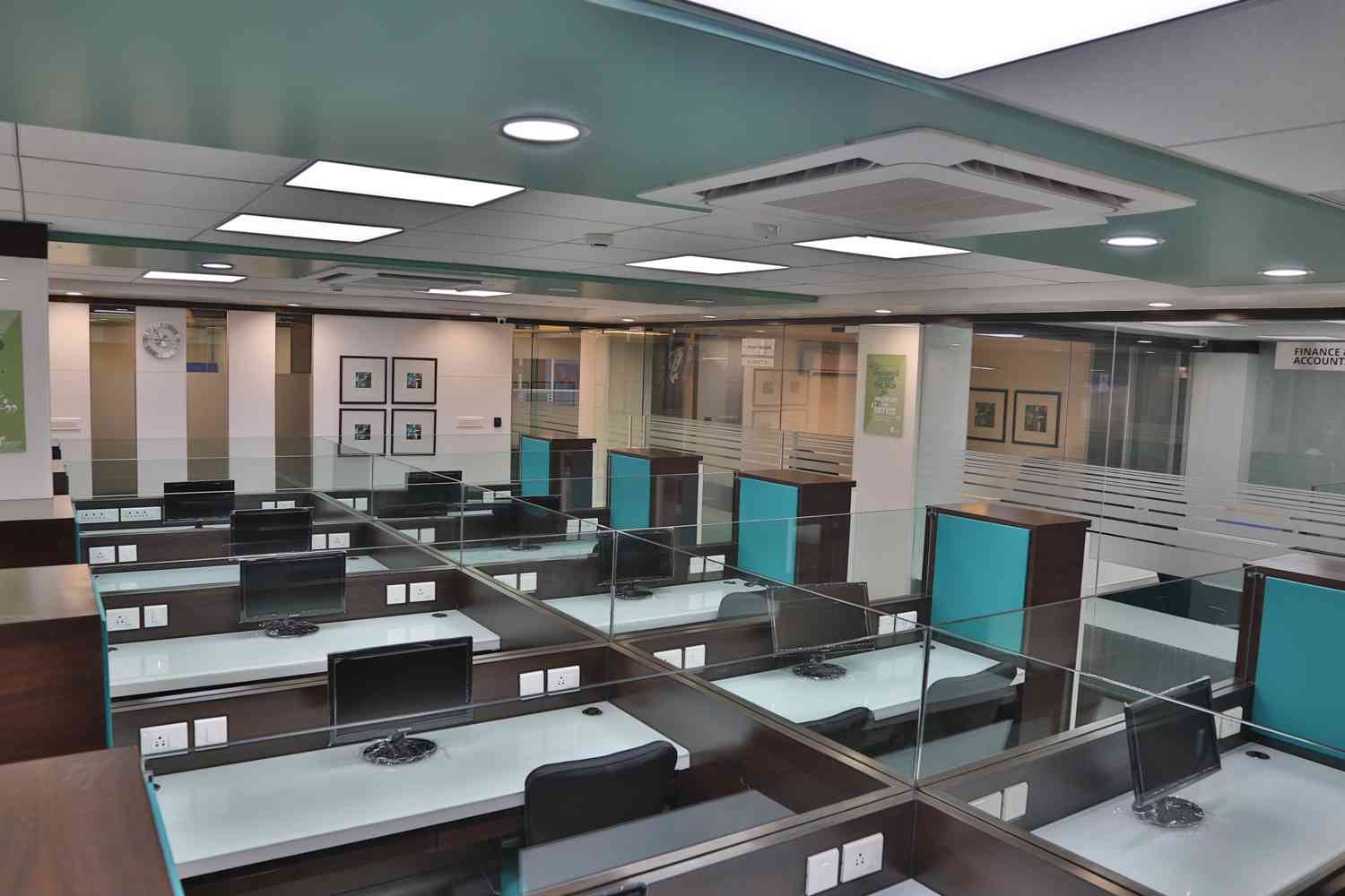 Workstations By Pragati Jain Office Interior Design Interior Design Interior