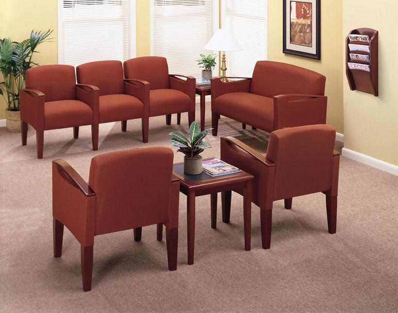 Office Furniture Chairs Waiting Room With