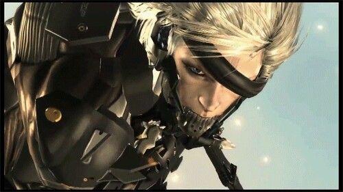 Raiden Metal Gear Rising