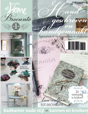 Ariadne at home brocante 1 2014 magazine brocante for Magazine ariadne at home