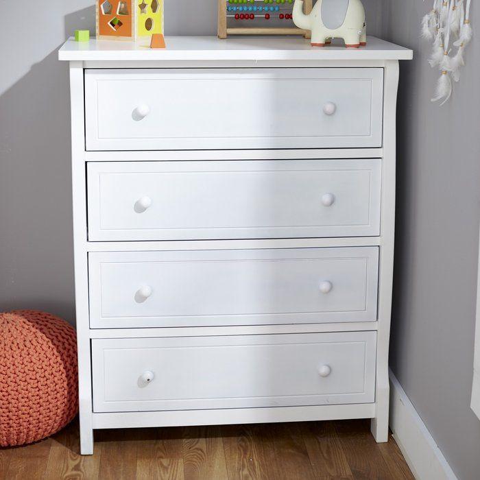Princeton Elite 4 Drawer Dresser Childrens Bedroom