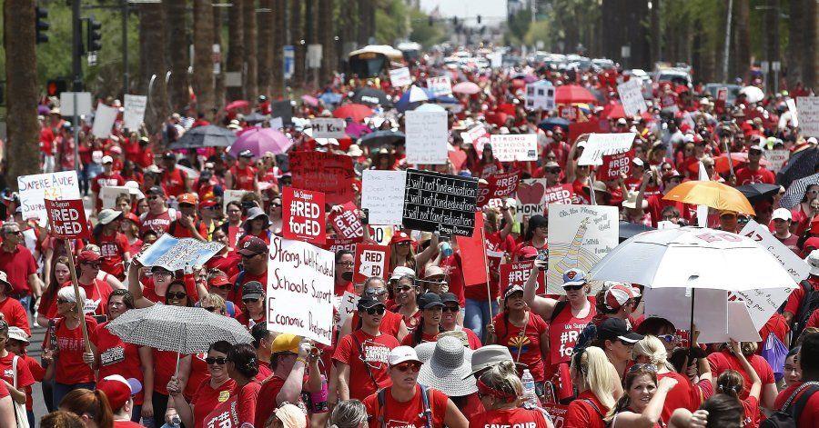 When Teachers Strike, Parents Face Dilemma Teachers