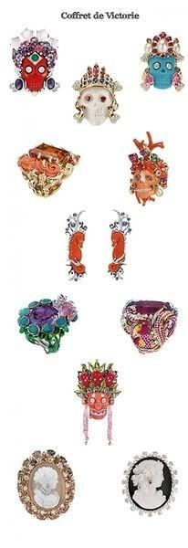 Victoire de Castellane Dior Fine Jewelry Designer jewelry with