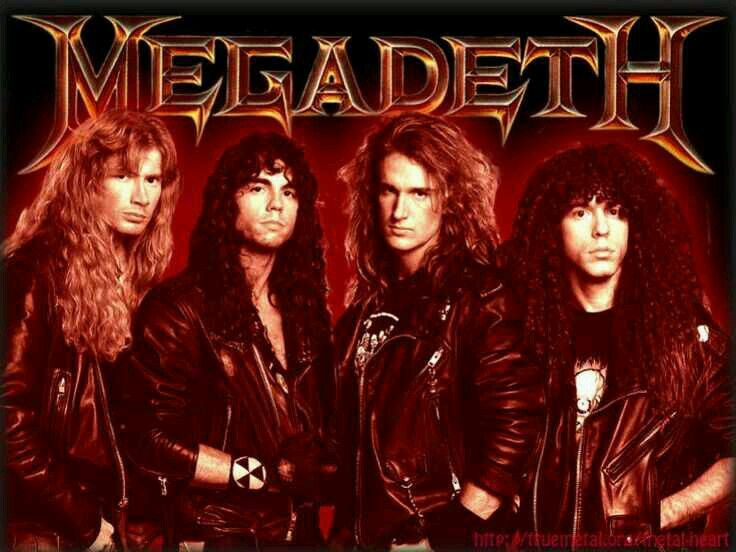 ~RUST IN PEACE LINE UP~
