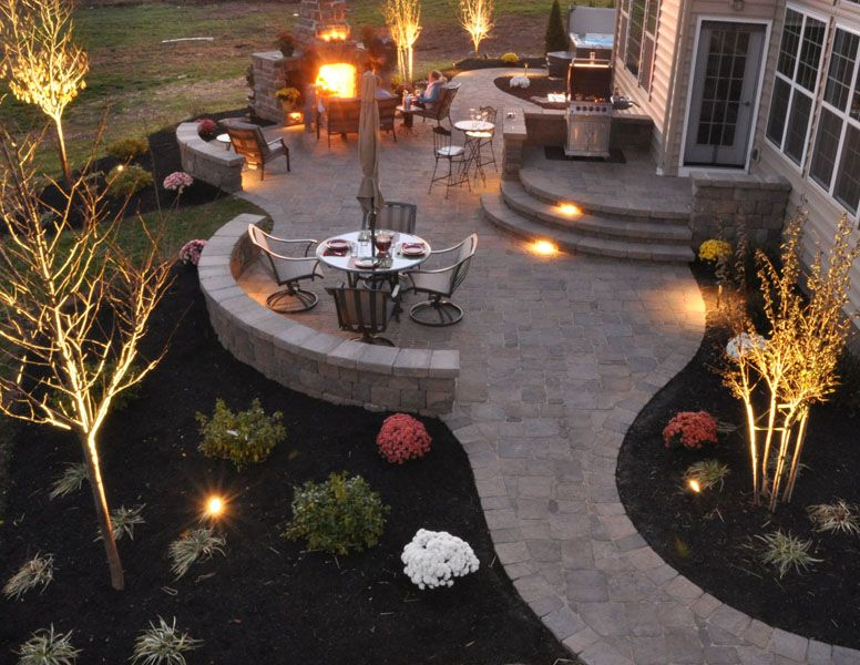 Phenix Patio Gallery – Pavers, Borders  Edging, Retaining Walls, and Masonry | R…