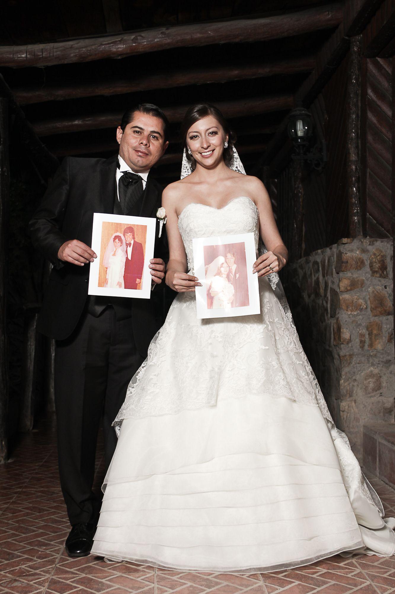 foto boda papás