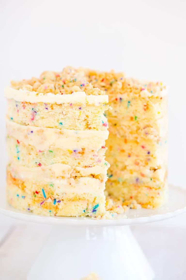 Momofuku Birthday Cake Recipe Milk Bar Birthday Cake Momofuku Birthday Cake Momofuku Cake