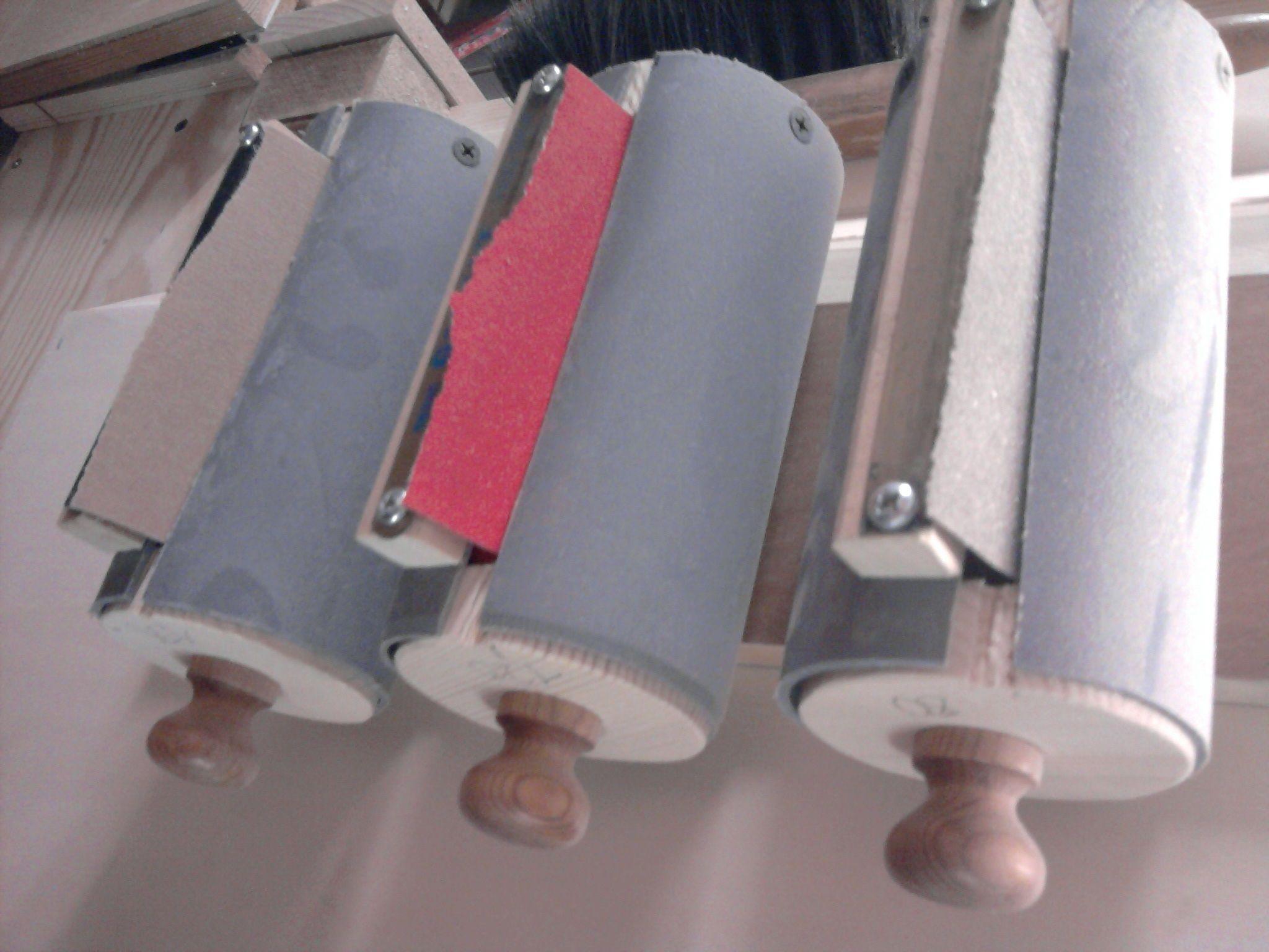 Schleifpapierhalter Bauanleitung zum selber bauen | Projekte ...
