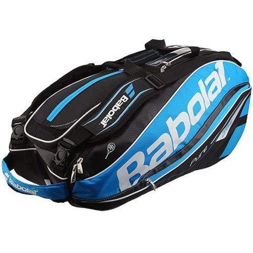 Babolat Pure Drive Bag 9 Pack Tennis Bags Tennis Bag Pure Products