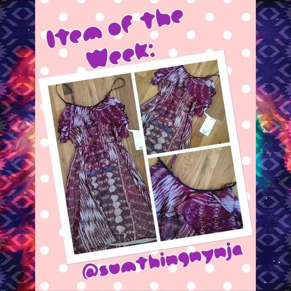 Item of the Week💕 🌟 Posher: @sumthingnynja 🌟 Item: Converse Dress 🌟 Size: S 🌟 NWT 🌟 Price: $7 J. Crew Dresses Midi