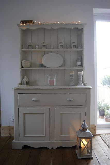 We Made This Home: Revamping an old Welsh Dresser