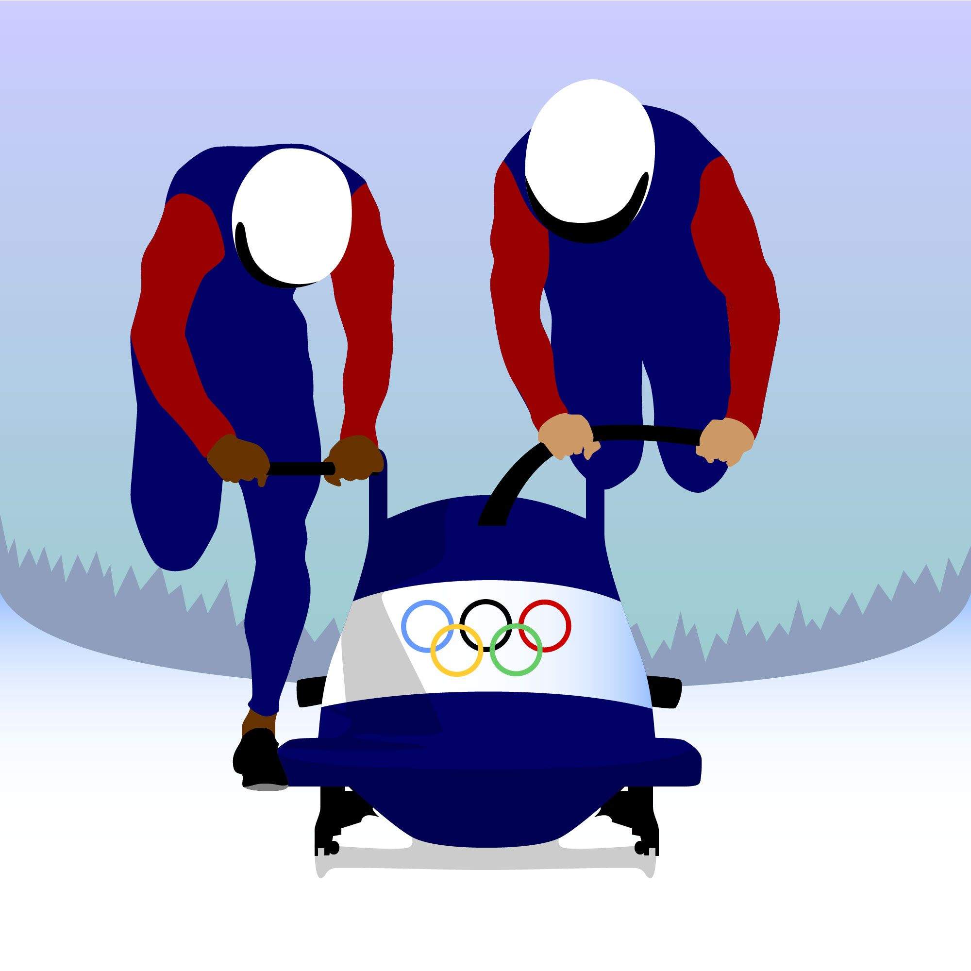 Bobsleigh At The Winter Olympics Bobsleigh Bobsled