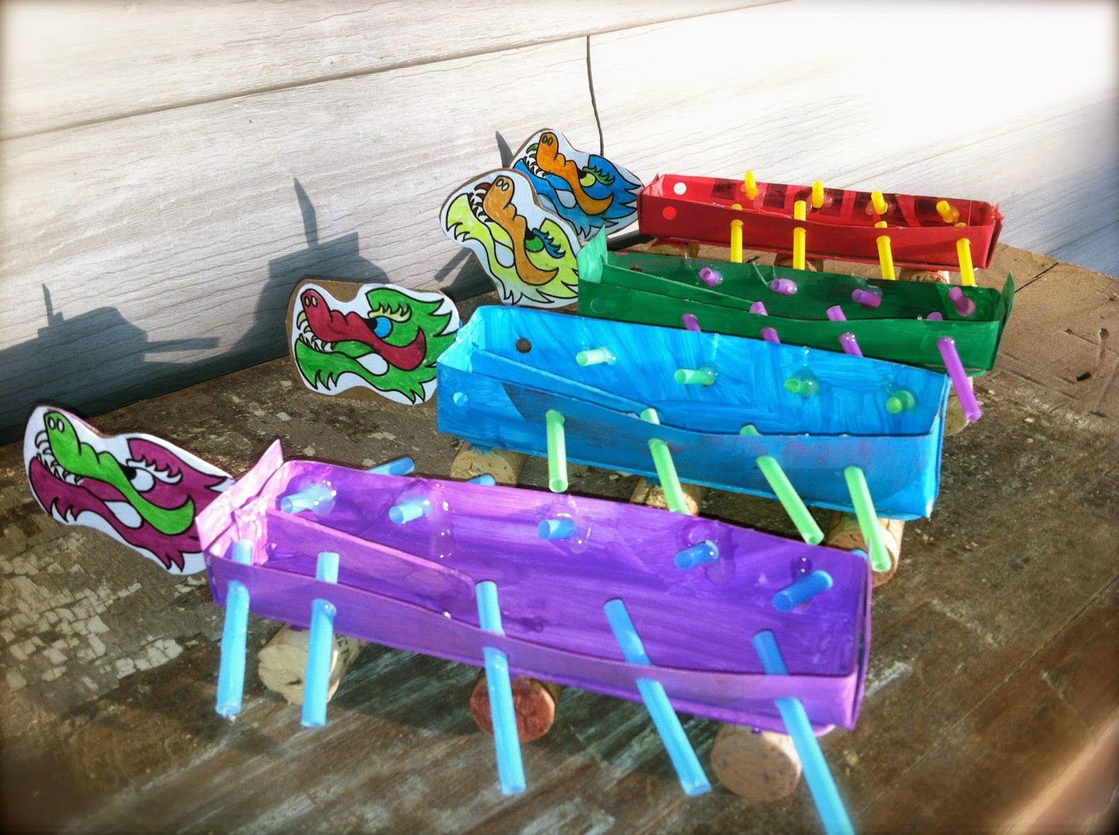 Magic Forest Academy Dragon Boat Festival