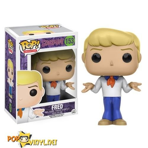 Scooby Doo Pop And Join The Case Solving Adventures Http Popvinyl Net Other Scooby Doo Pop And Join The Ca Funko Pop Dolls Fred Scooby Doo Pop Vinyl Figures