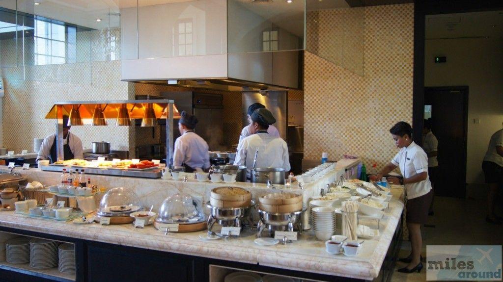 offene Küche - Check more at https://www.miles-around.de/hotel ...