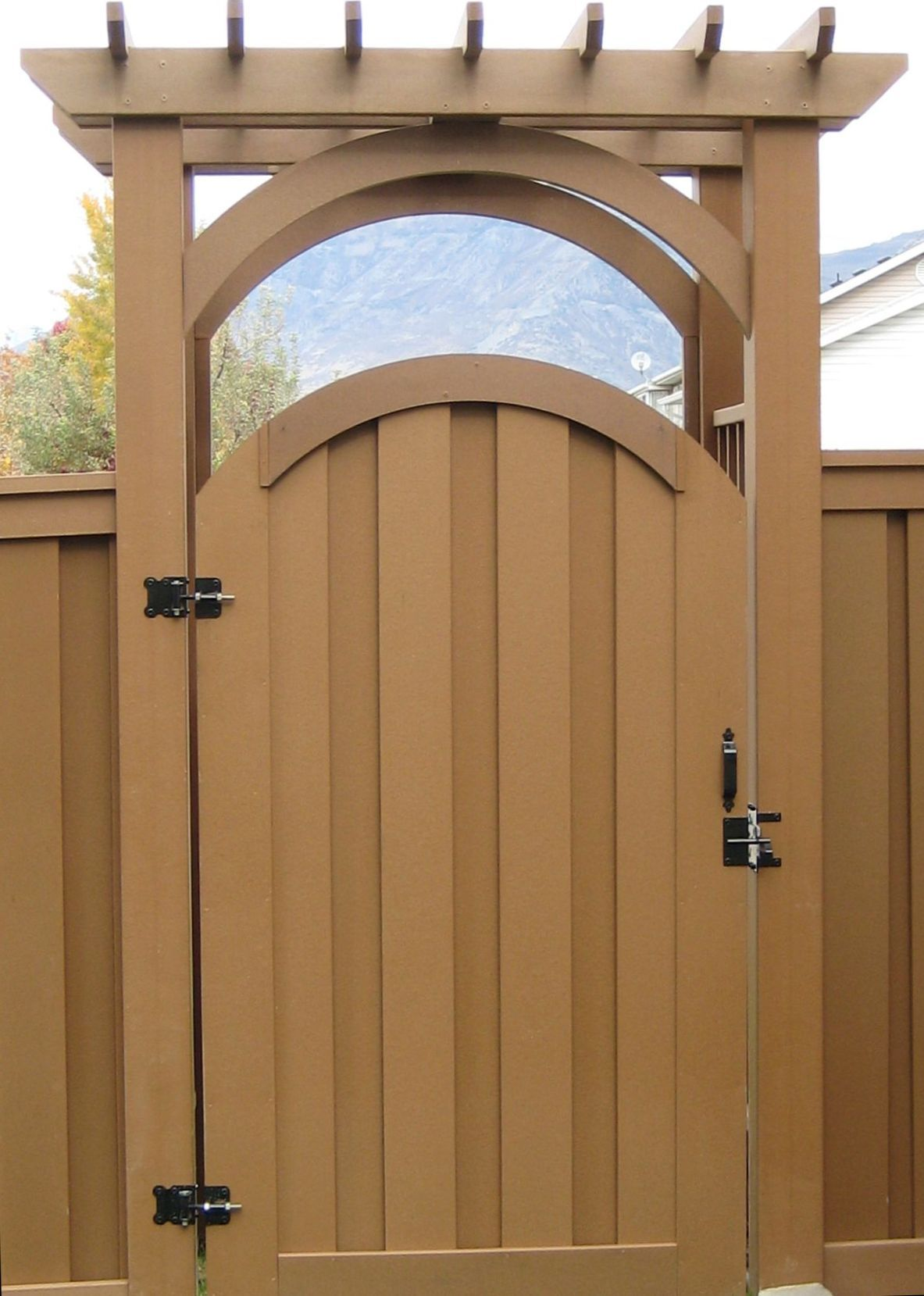 Gallery Fence gate Composite fencing and Google images