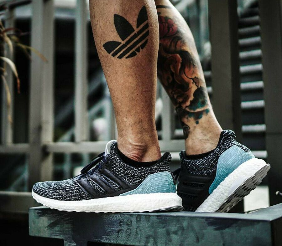 finest selection 1e046 db4ad eBay Sponsored) Adidas Ultra BOOST PARLEY CG3673 Carbon Blue ...