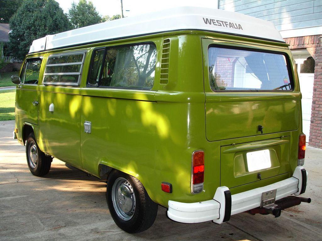 1978 volkswagen westfalia van tasia volkswagen. Black Bedroom Furniture Sets. Home Design Ideas