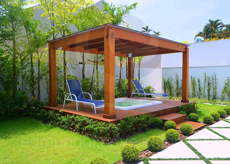 die besten 25 madeira para pergolado ideen auf pinterest terrasse pergolas em madeira und. Black Bedroom Furniture Sets. Home Design Ideas