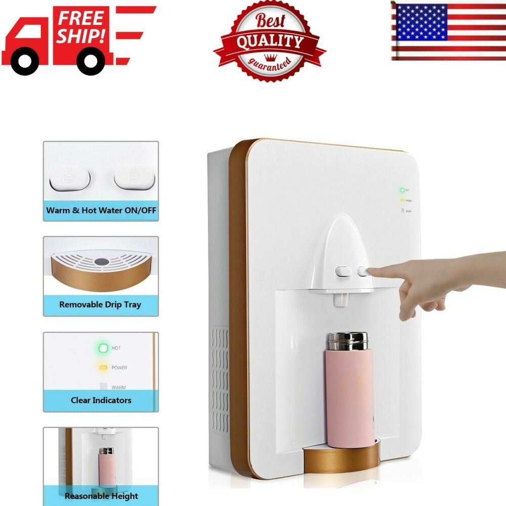 Water Dispenser Hot Cold Electric Purifier Wall Mounted Space Saving Design 560w Unbranded Water Dispenser Drinking Fountain Dispenser