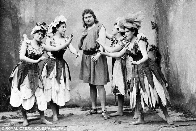 Parsifal, Bayreuth, 1891 | Opera, Art music, Photo