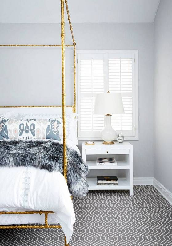 How To Decorate With A Canopy Bed Bedroom Design Gold Bedroom Bedroom Decor