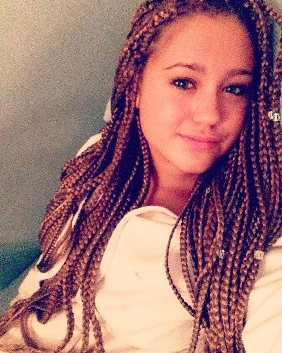 Beyond Basic Braids White Girl Braids Hair Styles Box Braids Hairstyles