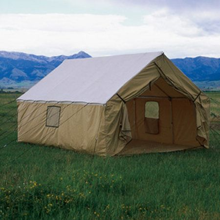 Gander Mountain® u003e Montana Canvas 8 x 10 Tent Floor - Hunting u003e Hunting Accessories & Gander Mountain® u003e Montana Canvas 8 x 10 Tent Floor - Hunting ...