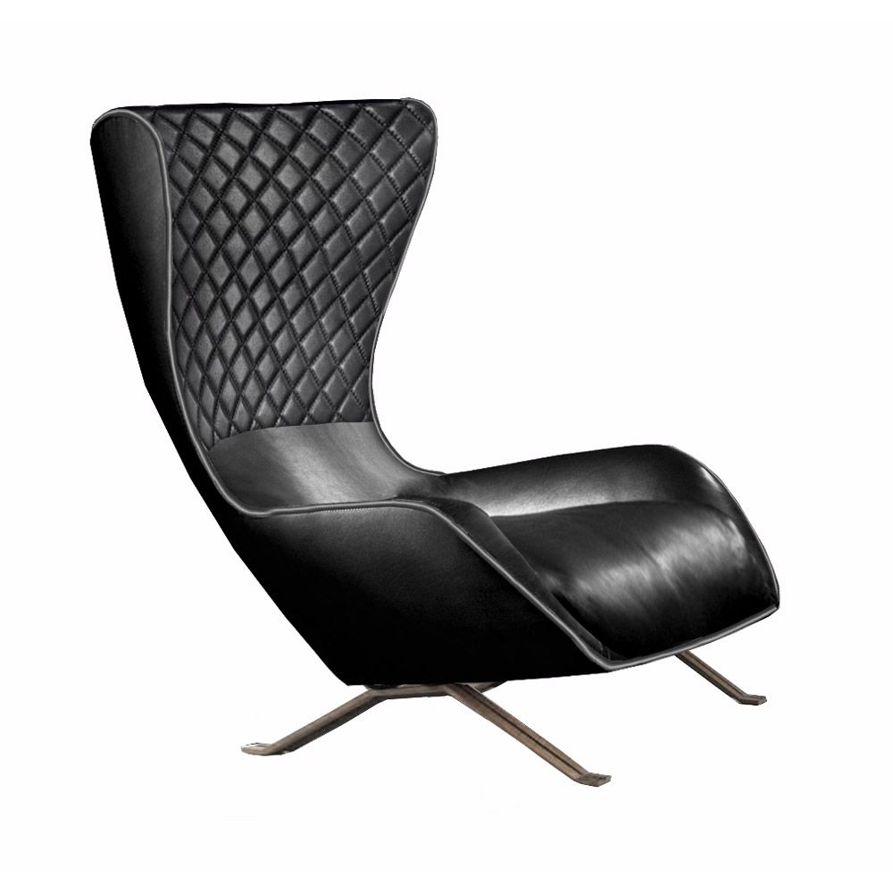 Armchair Sin Seat by Arketipo #designbest #salonedelmobile #salonedelmobile2015 #milanodesignweek #mdw2015 #isaloni #design #interiordesign