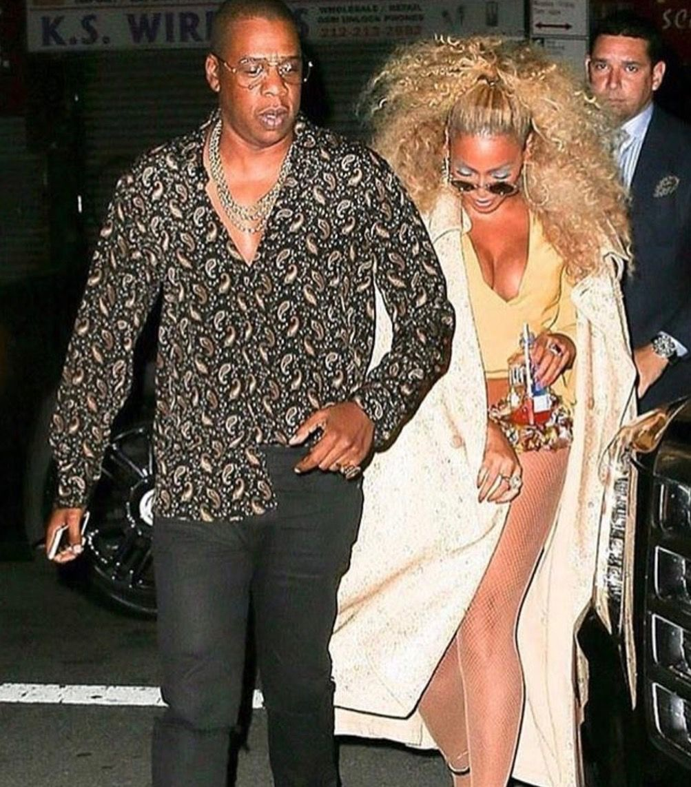 Beyoncé and Jay Z Soul TrainThemed Birthday Party Was