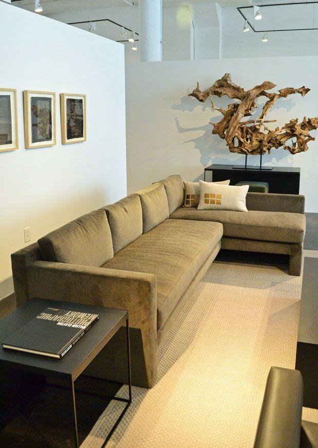 Paris Condo An Exclusive Tour Of The Calvin Klein Curator Collection On Madison Avenue Livng Room Interior Furniture Home Decor