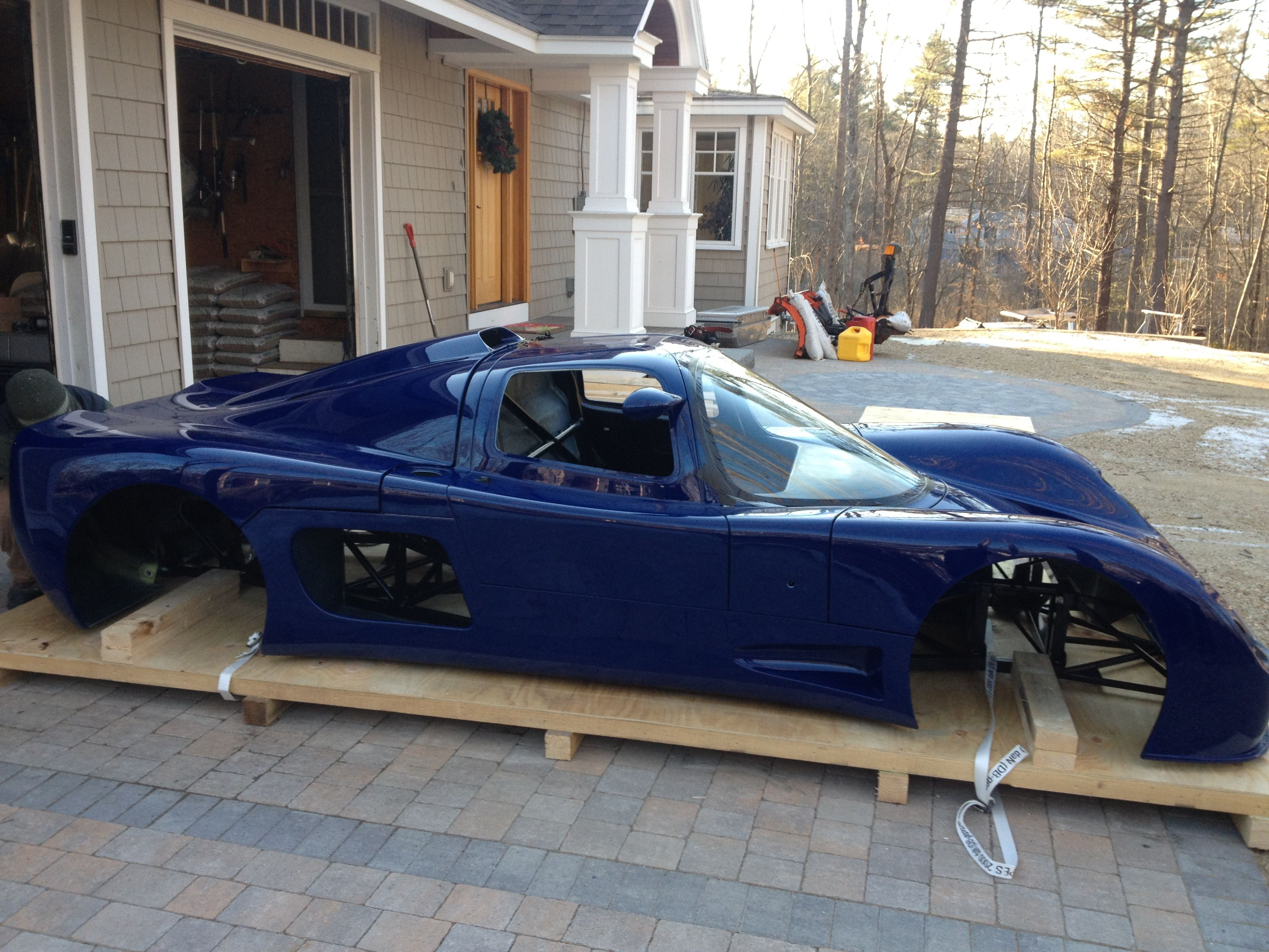 Opening The Crate Custom Cars Kit Cars Super Cars