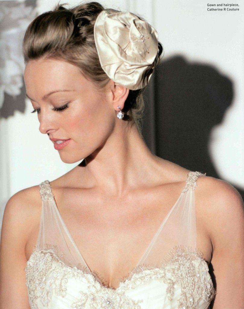 Melbourne Bride Bride, Hair makeup, Model