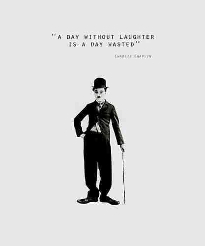I love Chaplin, even went as him one year in HS>