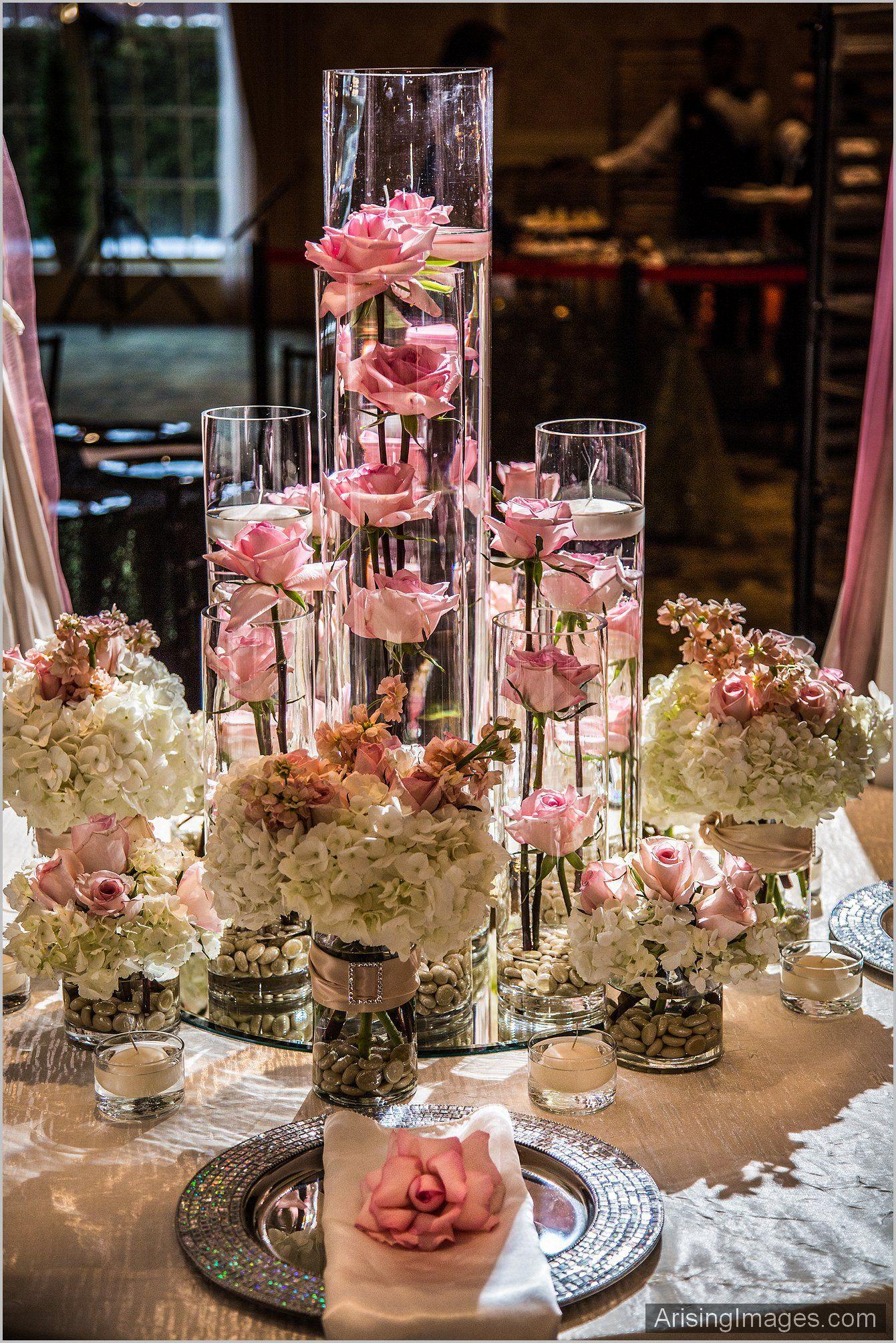 Ballroom Bliss At Royal Park Hotel Unique Wedding Centerpieces Wedding Centerpieces Wedding Dessert Table