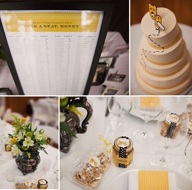 Bumble Bee Wedding Bee Wedding Honey Wedding Bee Wedding Theme