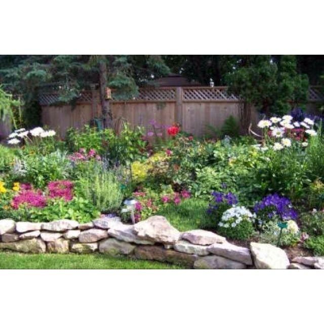Backyard garden idea Garden Pinterest Backyard garden ideas
