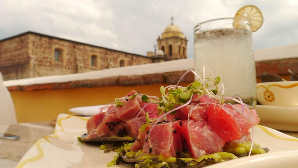 Si vas a Tequila ¡tienes que comer rico! La recomendación: #RestauranteSolardelasÁnimas http://on.fb.me/1MauCHn