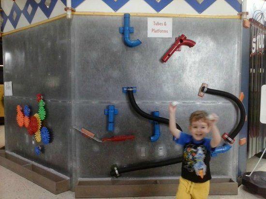magnetic wall preschool - Google Search