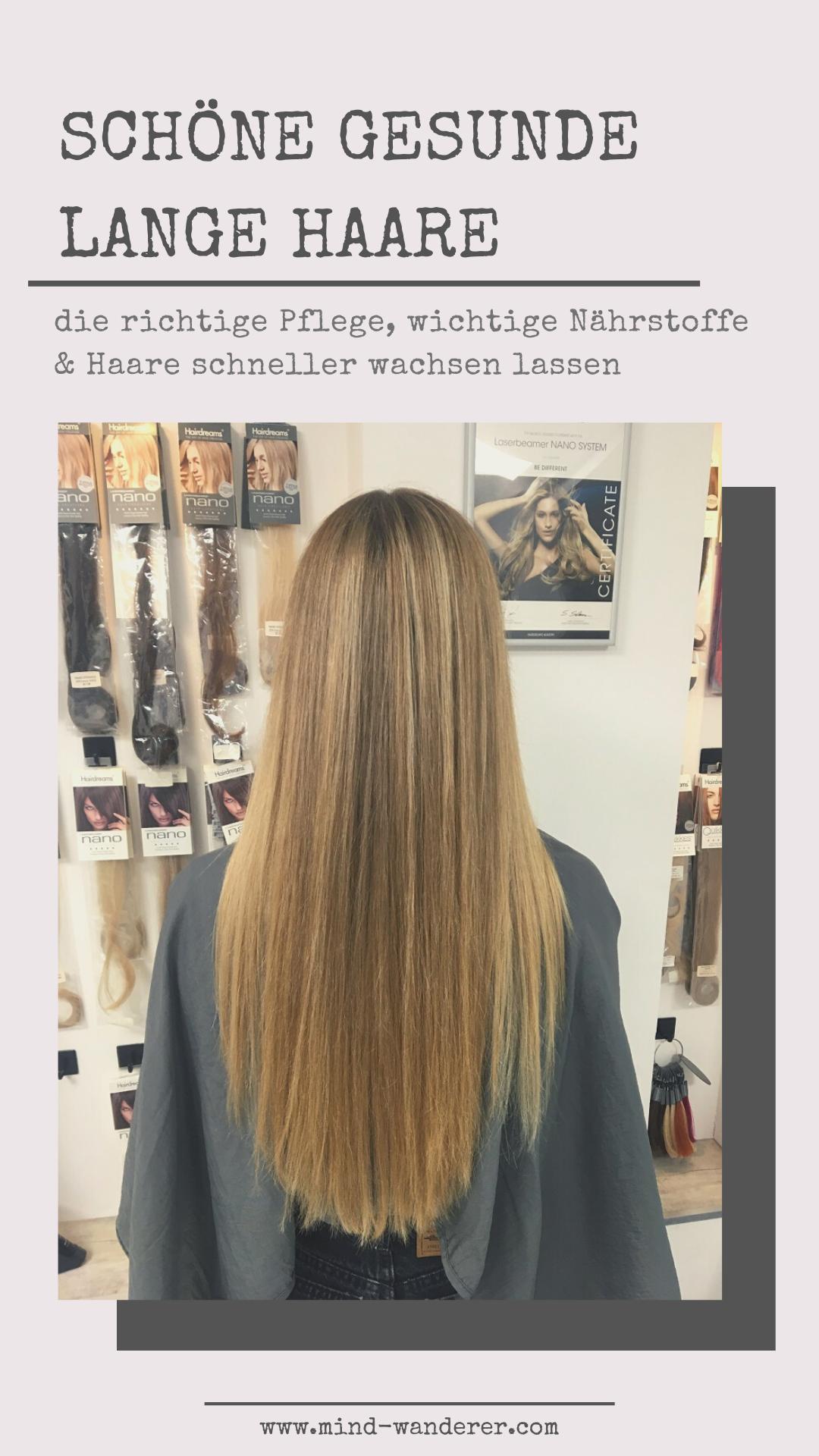 Wordpress Com Gesunde Lange Haare Lange Haare Wachsen Lassen Lange Haare