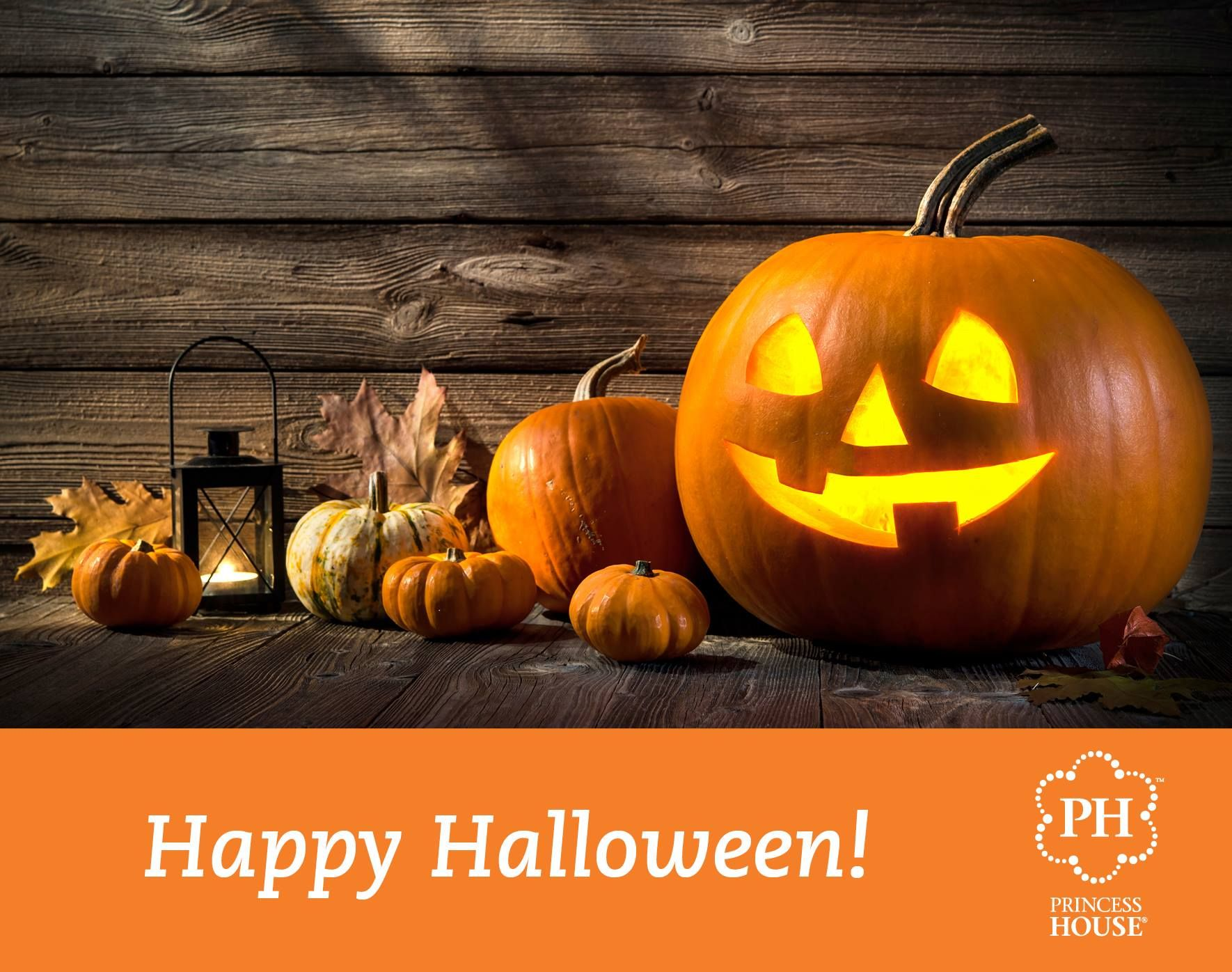 Happy Halloween From The Home Office Team