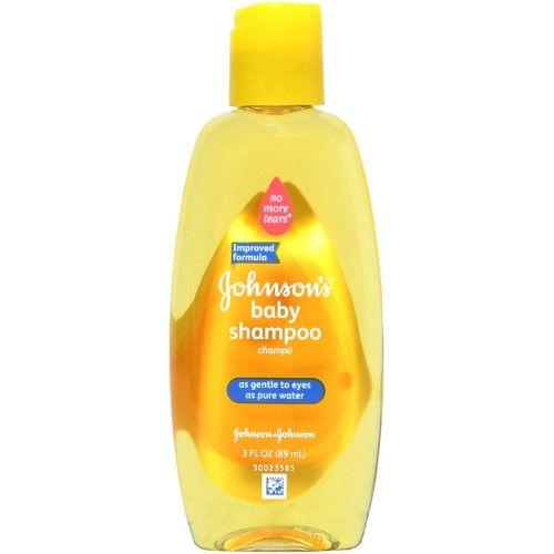 Johnsons Baby Gold Shampoo 3foz Clear Toys For 1 Year Old Bff Birthday Gift Baby Shampoo