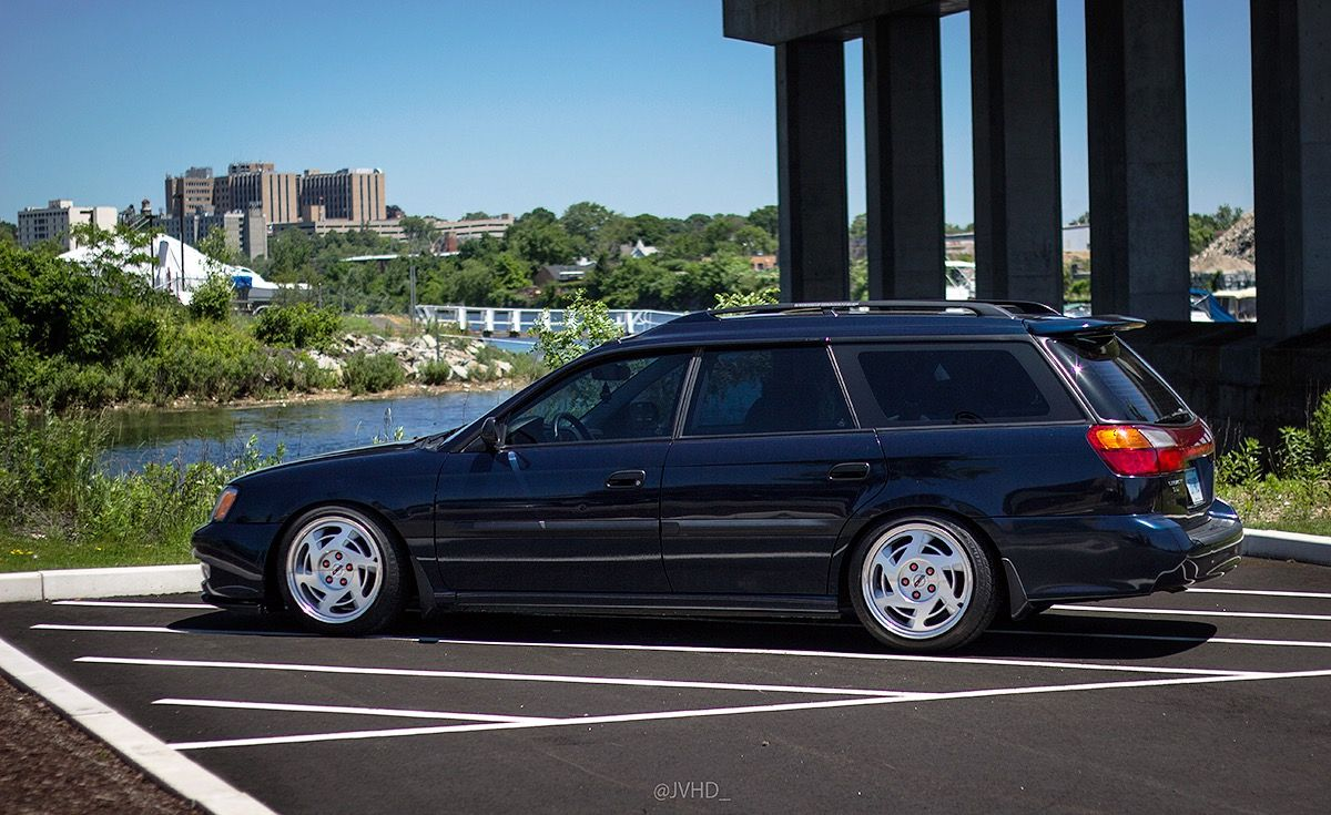 Heres My Wagon 2002 Subaru Legacy Bh5 Bh9 Ive Had It For About A Year Now Still Under Construction It Is M Subaru Legacy Wagon Subaru Legacy Station Wagon