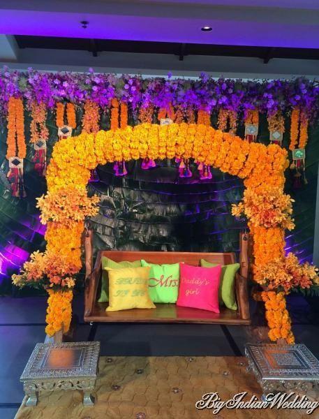 Namrata Kohli Delhi Ncr Wedding Flower Decorations
