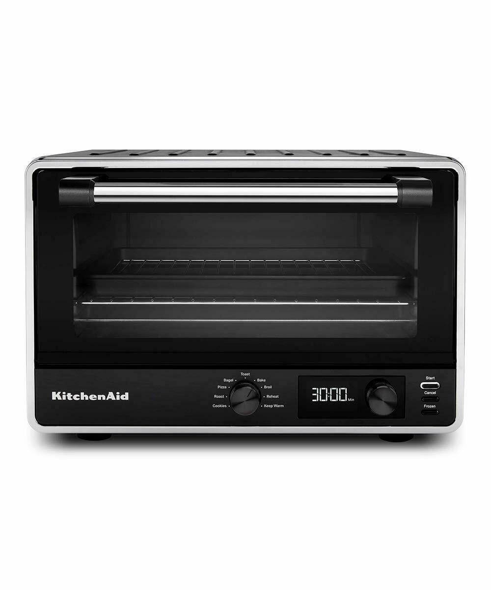 Details About New Kitchenaid Kco211bm Digital Countertop Toaster