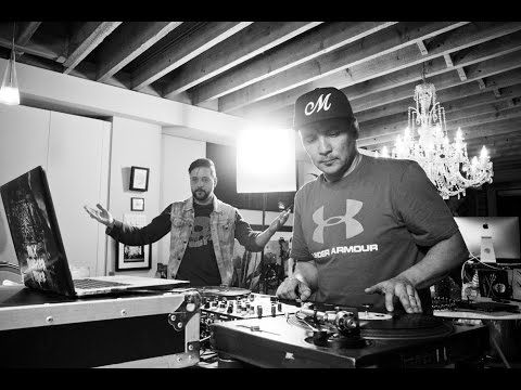 Mix Master Mike S Dj Performance Strombo Sessions Youtube Performance Master My Music