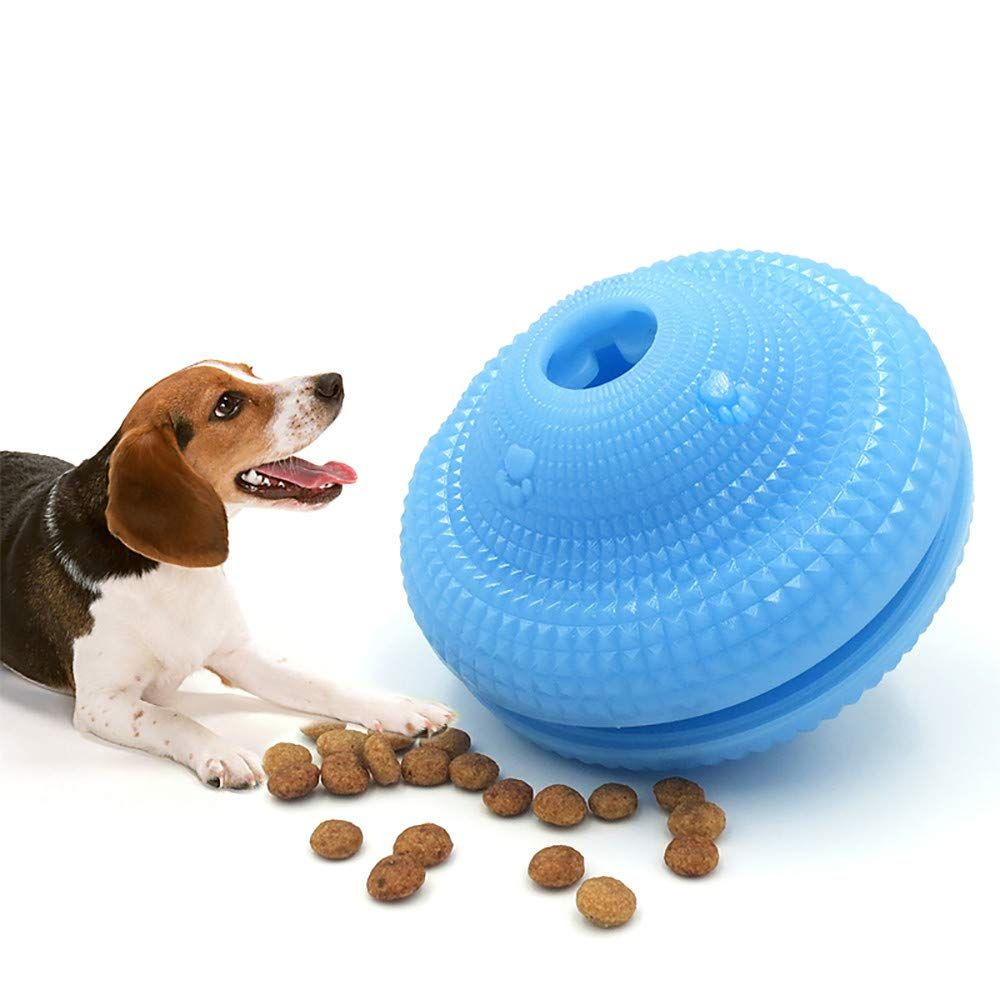 Glumes Dog Toy Ball Nontoxic Bite Resistant Toy Ball For Pet Dogs