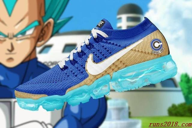 edb208cd40 Dragon Ball Z x Vegeta Nike Air VaporMax | Cheap nike air max in ...