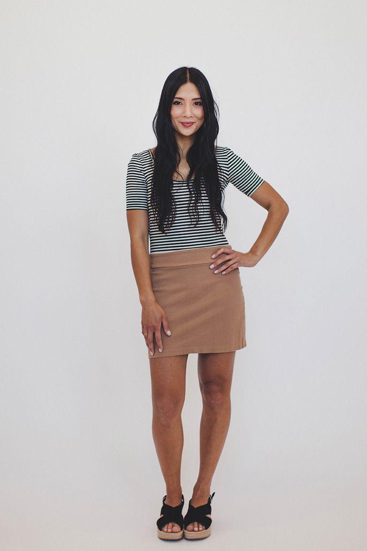 7 patrones para coser faldas | Patrón para coser, Coser falda y Falda