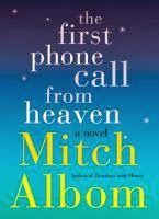 Bookalicious Travel Addict: BOOK REVIEW - The First Phone Call from Heaven by ...